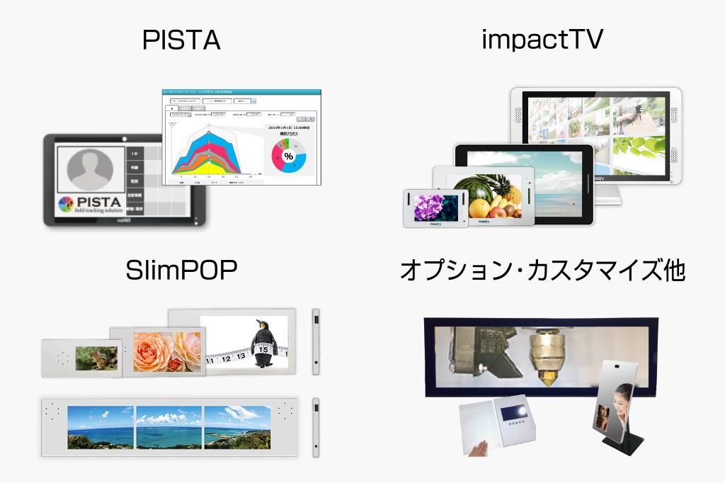 impactTVの製品一覧
