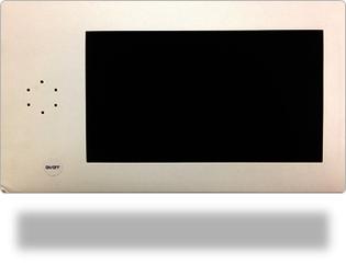什器組み込みに最適!薄型・軽量の店頭販促用デジタルサイネージ発売開始
