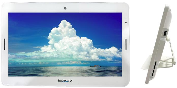 店頭販促用サイネージ「14RS impactTV」新発売をリリースしました。
