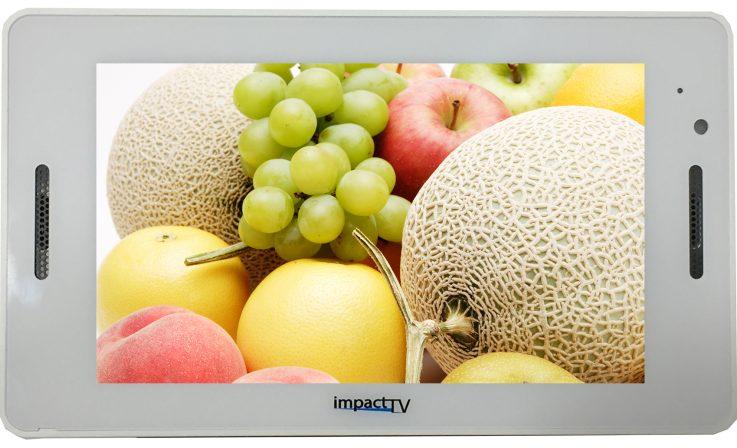 「店頭販促用サイネージ「7RI impactTV、7RT impactTV」新発売」をリリースしました。