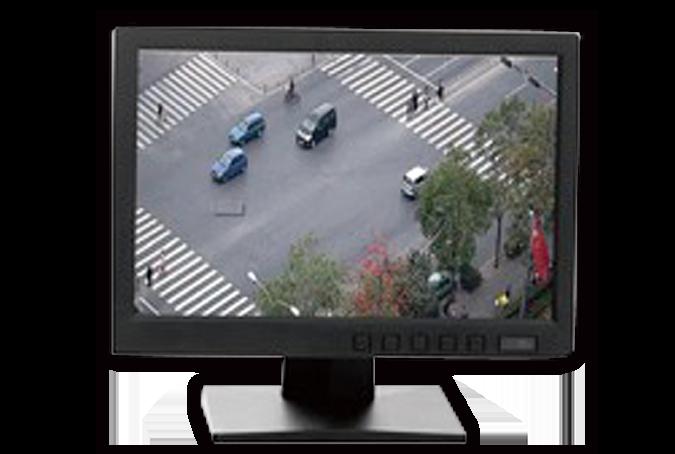 HDMI入力対応 10インチモニター